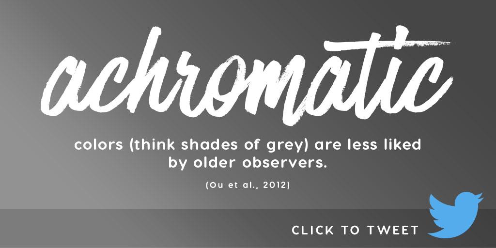 9_Achromatic_Tweet