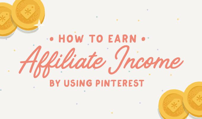 Como usar o Pinterest para ganhar renda de afiliados com o programa de parceiros do Creative Market
