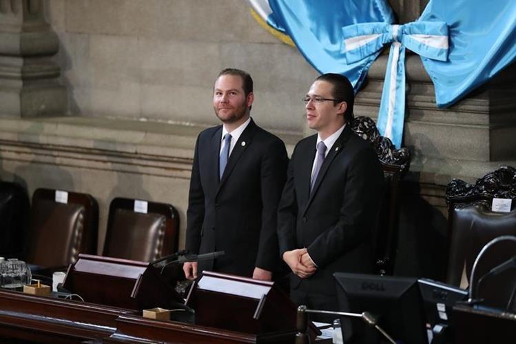 Analistas previenen que la nueva Junta Directiva del Congreso seguirá intereses pactados. (Foto Prensa Libre: Hemeroteca PL)