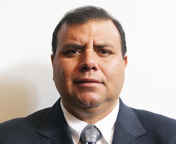 El diputado por Huehuetenango, Mike Ottoniel Mérida Reyes. (Foto Prensa Libre: Congreso).