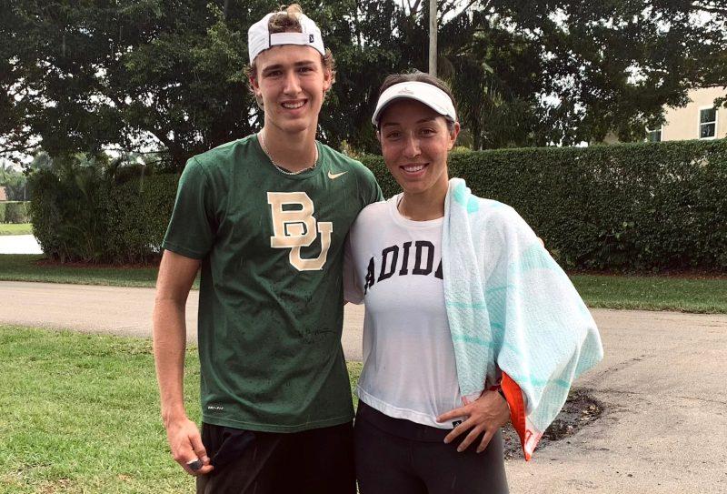 Kyle Garner, Idaho high school tennis