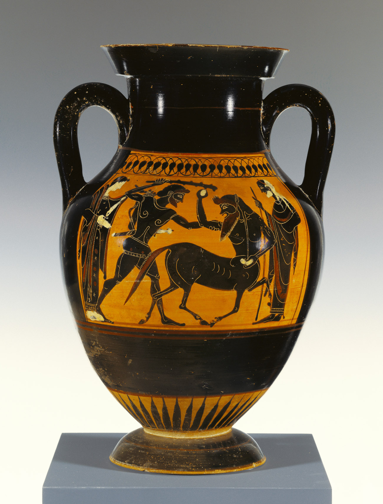 Ancient Greek Pottery Lends Its Secrets To Future Space