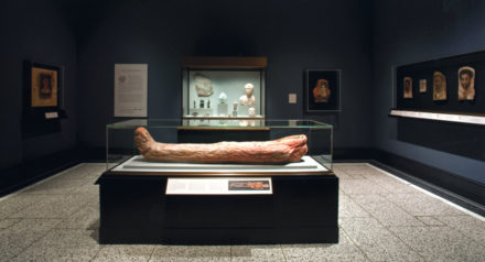 A Young Man's Mummy Offers Clues to Cultural Exchange and Technology in Roman-Ruled Egypt