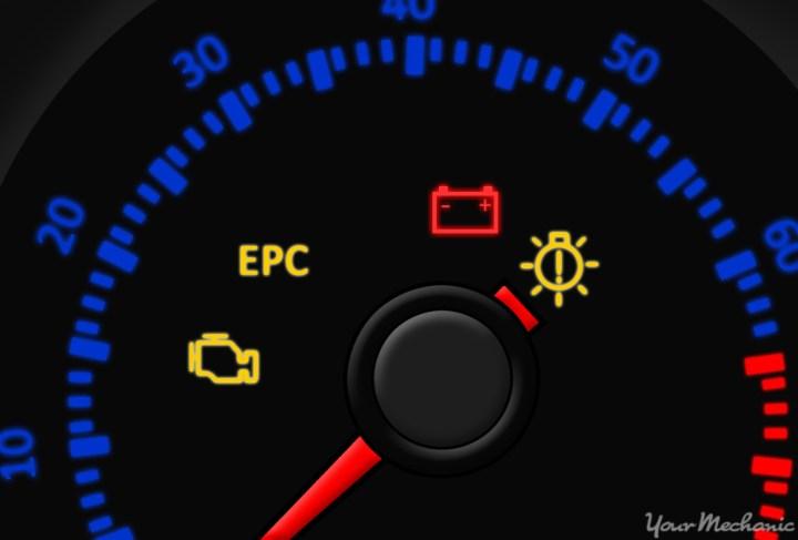 Epc Engine Light