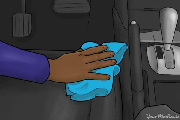 How To Get Gum Out Of Car Seat