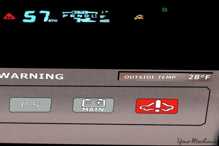 prius warning lights on dashboard. Black Bedroom Furniture Sets. Home Design Ideas