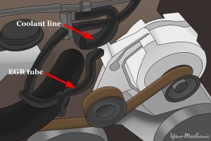 2000 Intrigue Engine Coolant Diagram  How To Test The