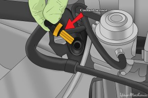 How to Replace a Coolant Temperature Sensor | YourMechanic Advice