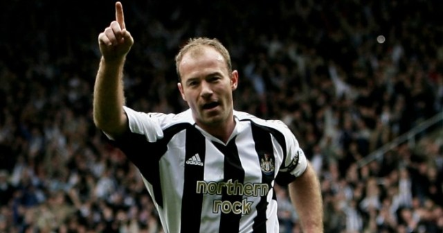 Alan Shearer Newcastle TEAMtalk