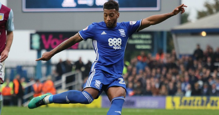Popular midfielder Davis departs Birmingham City after lengthy spell