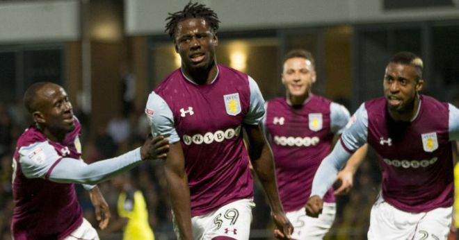 Villa ready to cash in on Keinan Davis as three Championship clubs linked