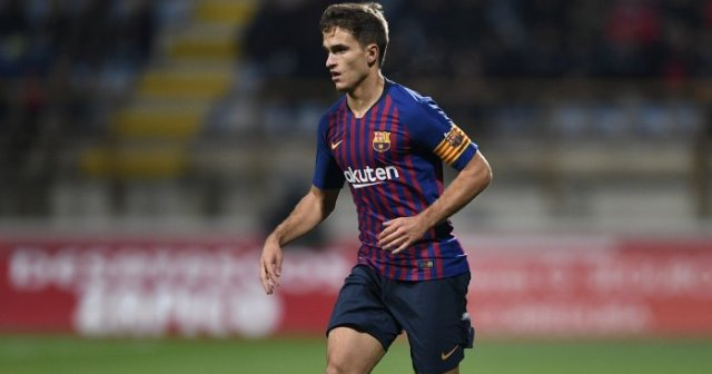 Denis Suarez TEAMtalk