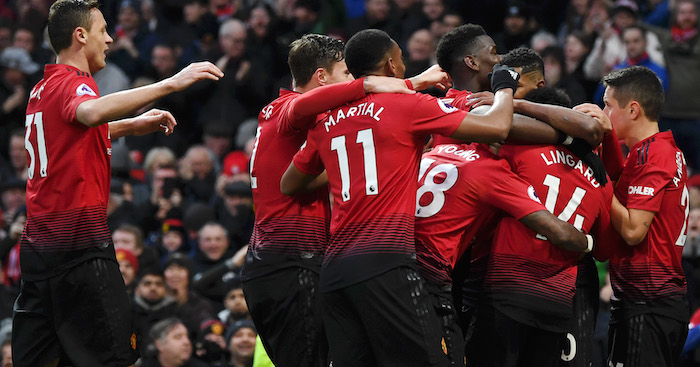 Image result for manchester united  Solskjae reveals player to s Man United clash against Southampton GettyImages 1084958028