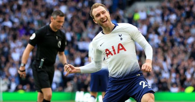 Christian Eriksen TEAMtalk