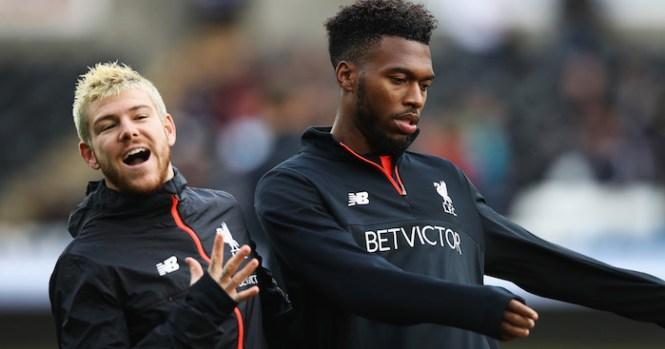 Moreno Sturridge Liverpool