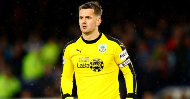 Tom Heaton TEAMtalk