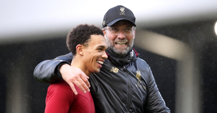 Klopp names three reasons why Alexander-Arnold has lost Liverpool form