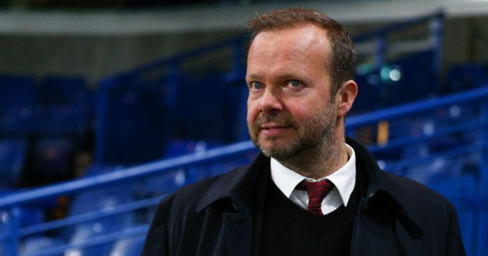 Ed Woodward Manchester United TEAMtalk