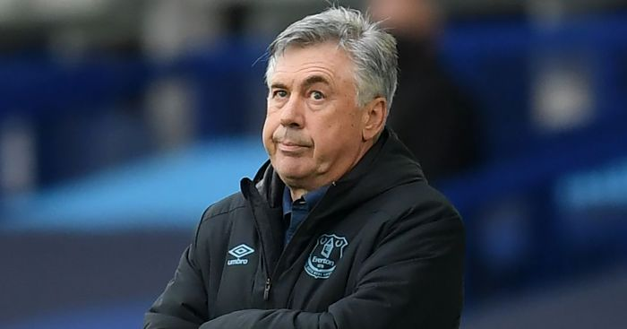 Ancelotti explains why Everton can keep pace near top of 'compact' table