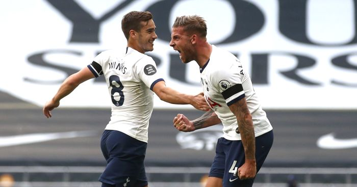 Manager rules one suitor out of running for Tottenham star, but admits talks