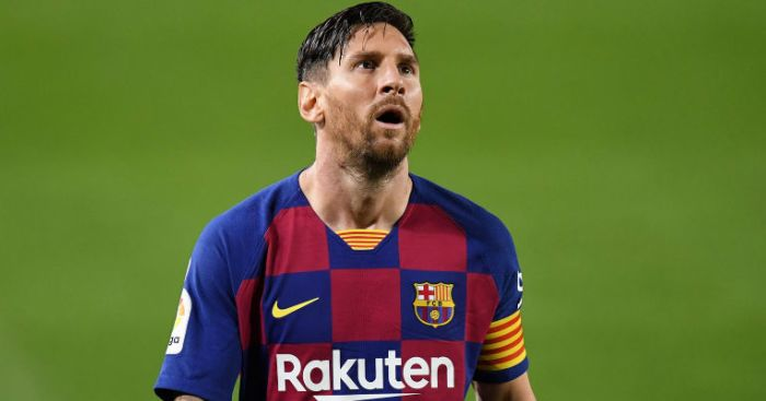 Messi sick of being 'everyone's problem' in fresh Barcelona battering