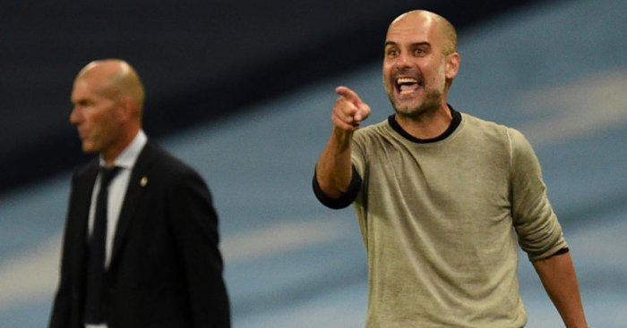 Guardiola reveals key tactical change that saw Man City outwit Zidane