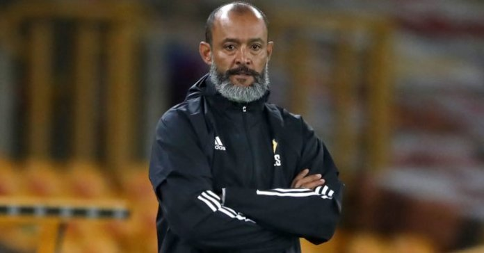 Nuno tight-lipped about decision to leave Jota out of Wolves squad