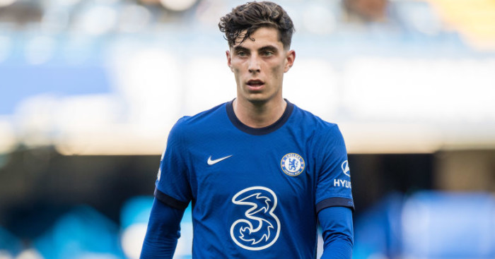 Jamie Carragher identifies two major issue Chelsea have with Kai Havertz
