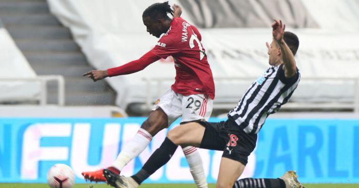 Aaron Wan-Bissaka Man Utd