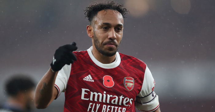 Arteta drops ominous veiled Aubameyang warning despite backing striker