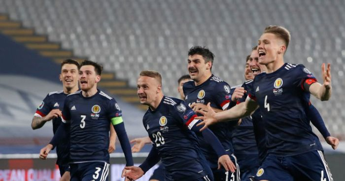Scotland reach Euro 2020 in dramatic fashion; Northern Ireland miss out
