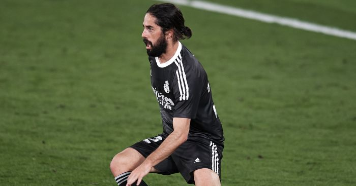 Arsenal end Isco interest but Real team-mate could be alternative