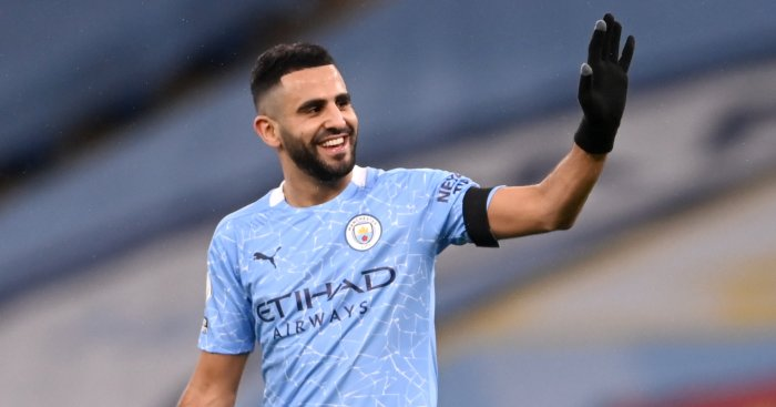 Mahrez fires hat-trick as Man City rediscover ruthless edge against Burnley