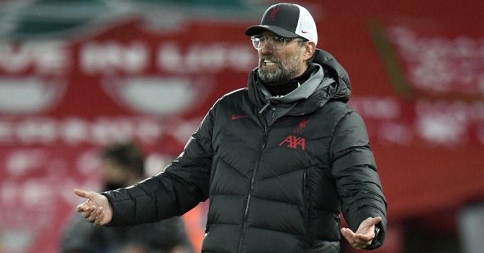 Klopp miffed at reasons why top Liverpool star would consider leaving