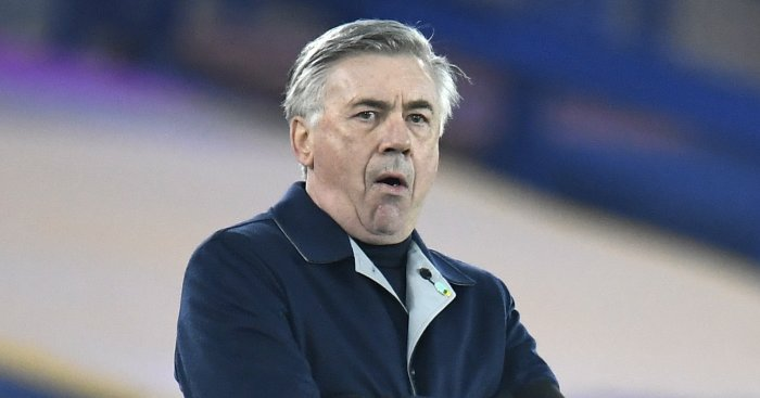 Everton boss Ancelotti admits his prediction about Leeds game came true
