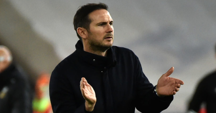 Lampard talks Declan Rice as Chelsea prepare for 'strong' West Ham test