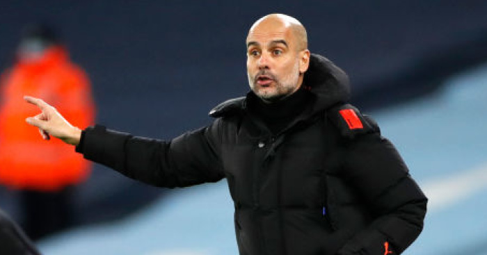 Guardiola highlights 'weird' situation after explaining latest Man City failing
