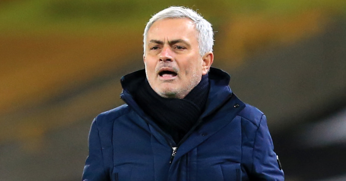 Mourinho reveals Tottenham players did opposite of what he desired