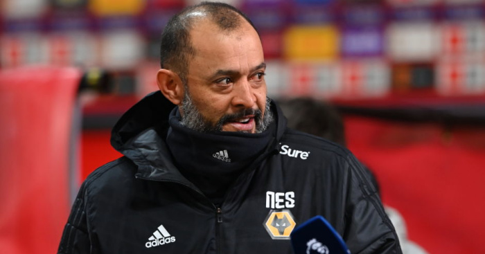 Nuno laments 'cruel' Man Utd defeat; offers update on Wolves transfer plans