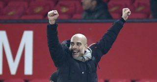 Guardiola refers to CL after explaining 'incredible' EFL Cup success