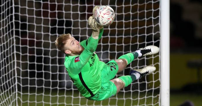 Jason Steele the hero as Brighton overcome Newport via penalty shootout