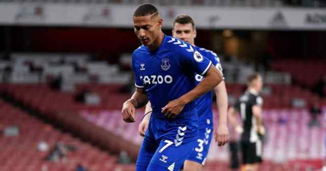 Richarlison Everton TEAMtalk