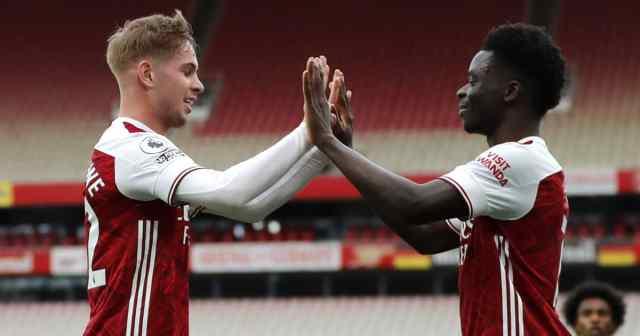Smith.Rowe_.Saka_.Arsenal.TEAMtalk
