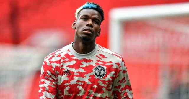 PSG come forward with mammoth Pogba wage  - ArseDevils