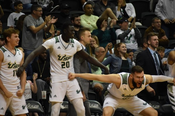 Men's basketball win streak snapped at seven | The Oracle