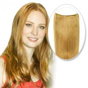 70g Flip In Human Hair #18 Dark Blonde