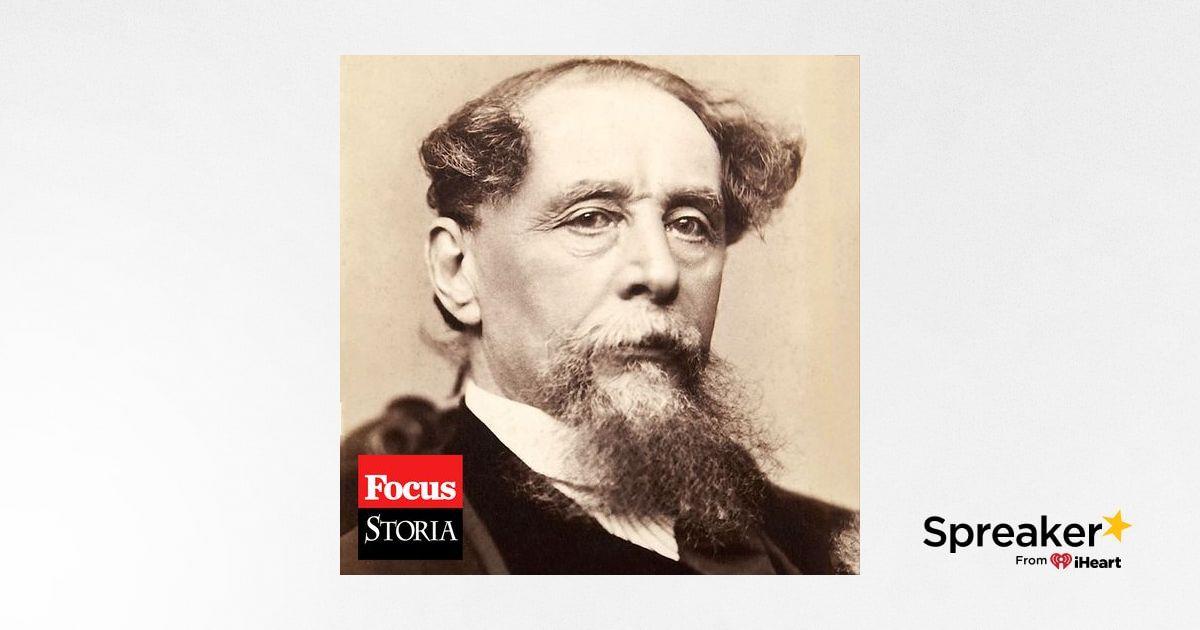 Charles Dickens Il Ritratto Di Un Epoca