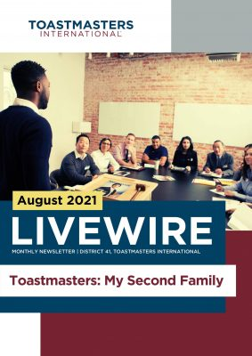 Front Page - August 2021 - Livewire