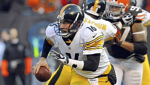 8e14e685515 Pittsburgh Steelers (6-5) (10) — It baffles me that Pittsburgh didn t call  or David Garrard or Donovan McNabb to fill in at quarterback while Ben ...