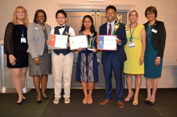 Youth Speech Contest Winners